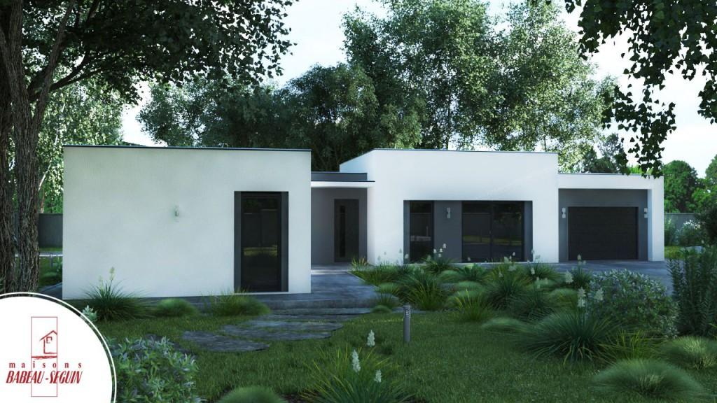 maison design 3D