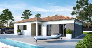 Maison meziere Sud neuve avec piscine 2