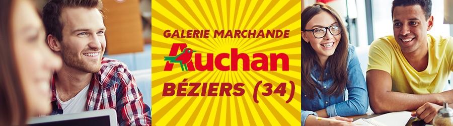 AUCHAN BEZIERS