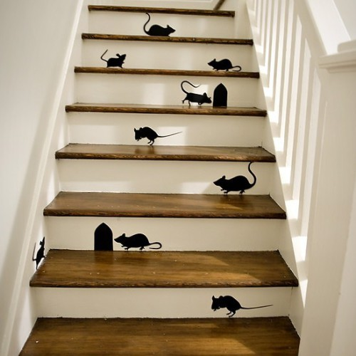 Decoration escalier maison 119