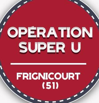 SUPER U FRIGNICOURT 51