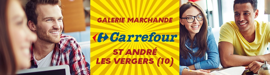 CARREFOUR ST ANDRE
