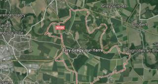 EVRY-GREGY-SUR-YERRES
