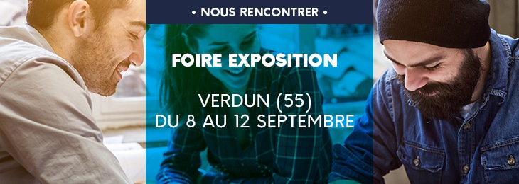 FOIRE NATIONALE DE VERDUN (55), du 8 au 12 Septembre !