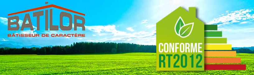 maison RT 2012
