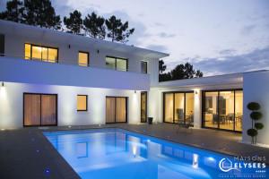 Maison architecte bord de mer 6