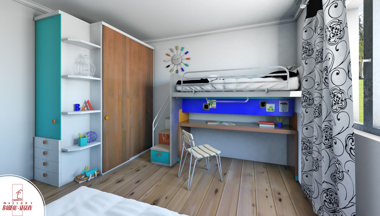 chambre enfant aubtiere