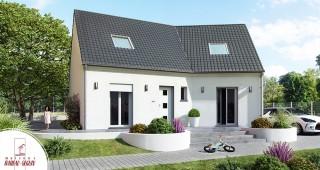 model maison V