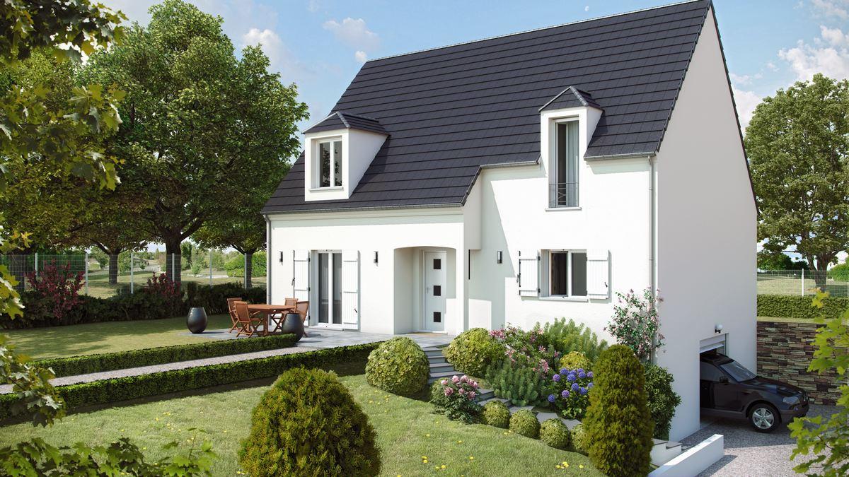 Boissière - maison familiale à étage