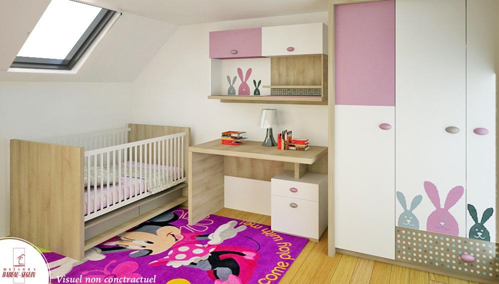 Bossiere child room