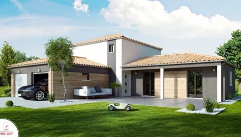Découvrir nos modèles de maison contemporaine