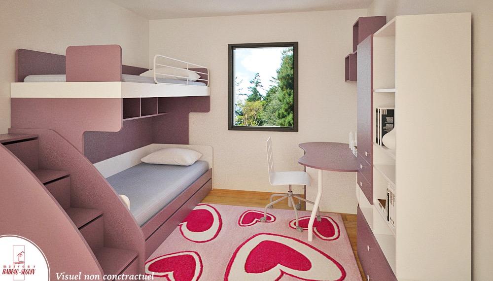 Provenciere child room