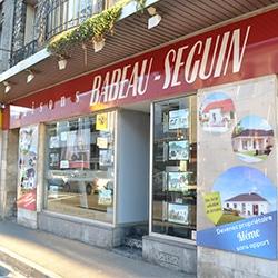 Maisons babeau seguin agence de reims marne 51 for Babeau seguin reims