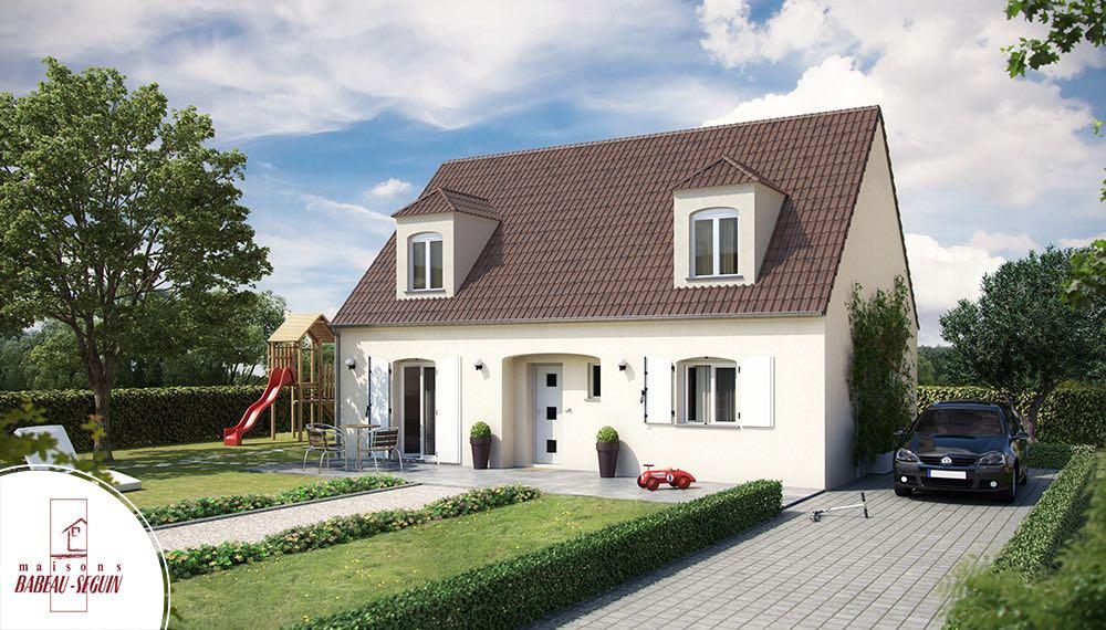 maison chic chainière 3D