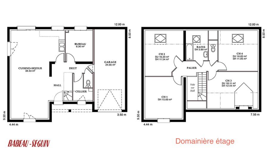 domaini re tage maison de luxe d 39 architecte