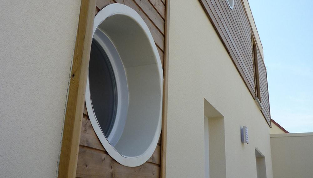 maison model contemporain oeil de boeuf 2
