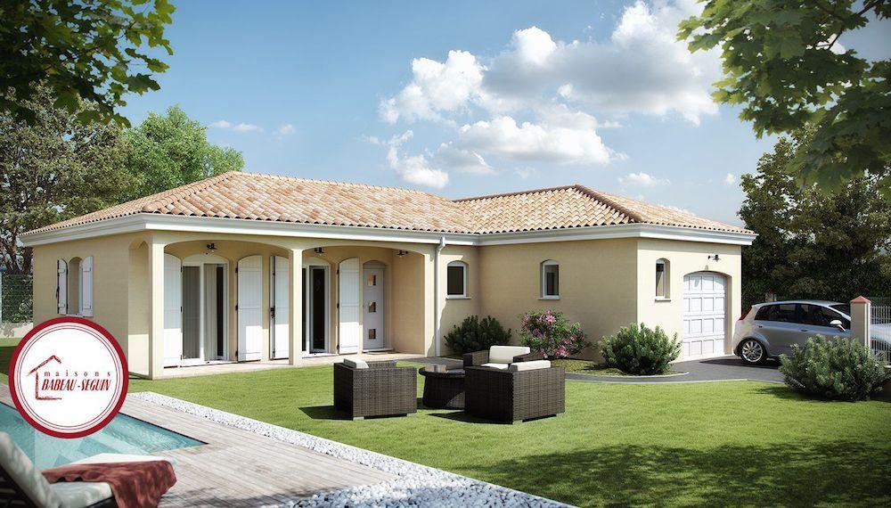 Sauvetière - maison moderne
