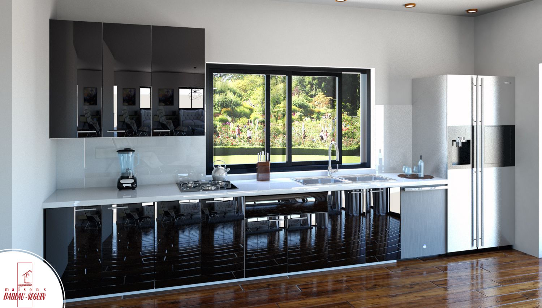 Linea kitchen
