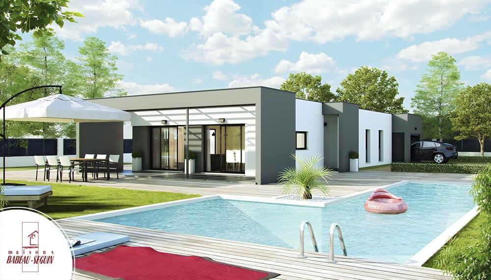 maison moderne linea