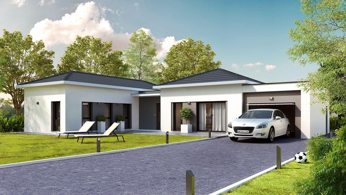 Terrain Maison A A Olivet 45
