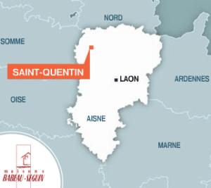 Constructeur de maison aisne picardie for Maison de l emploi saint quentin