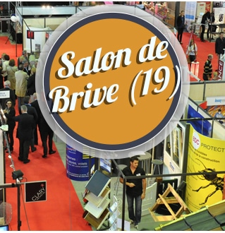 Salon de l habitat de brive la gaillarde du 20 au 22 mars 2015 - Salon du livre brive 2015 ...