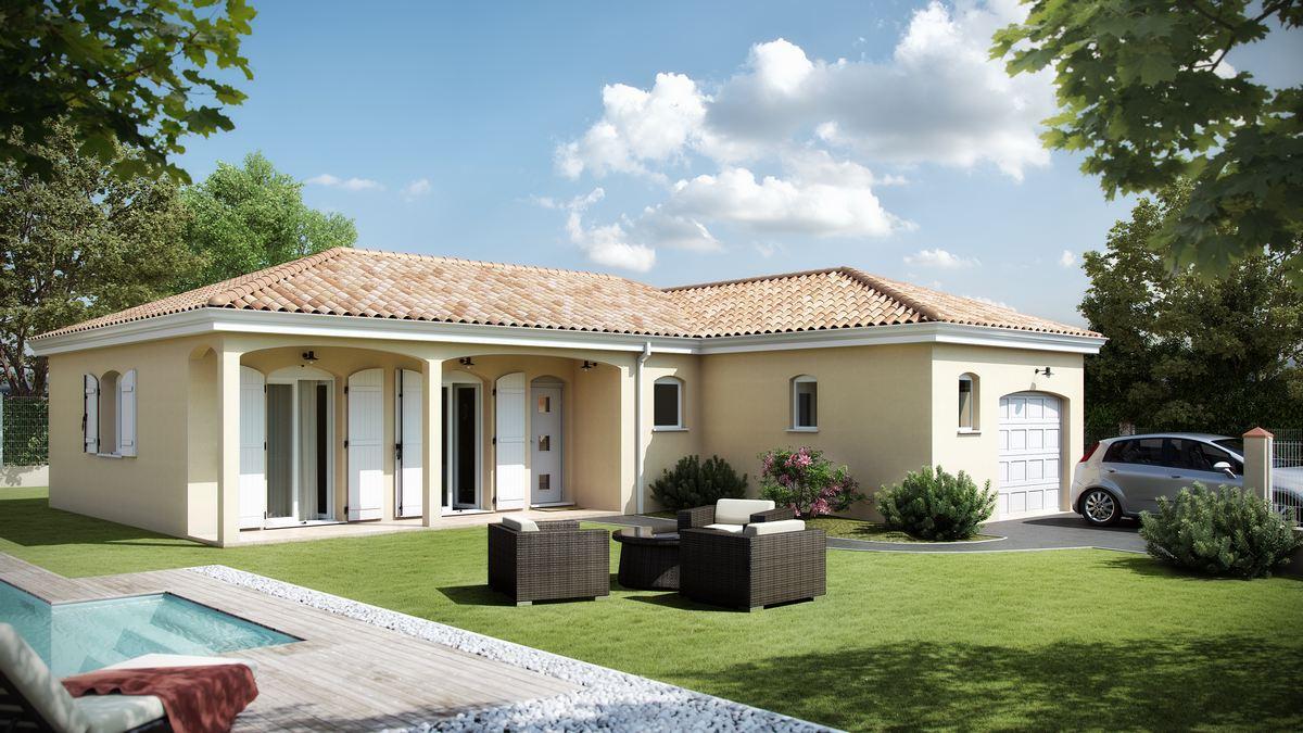 maison provencale architecte
