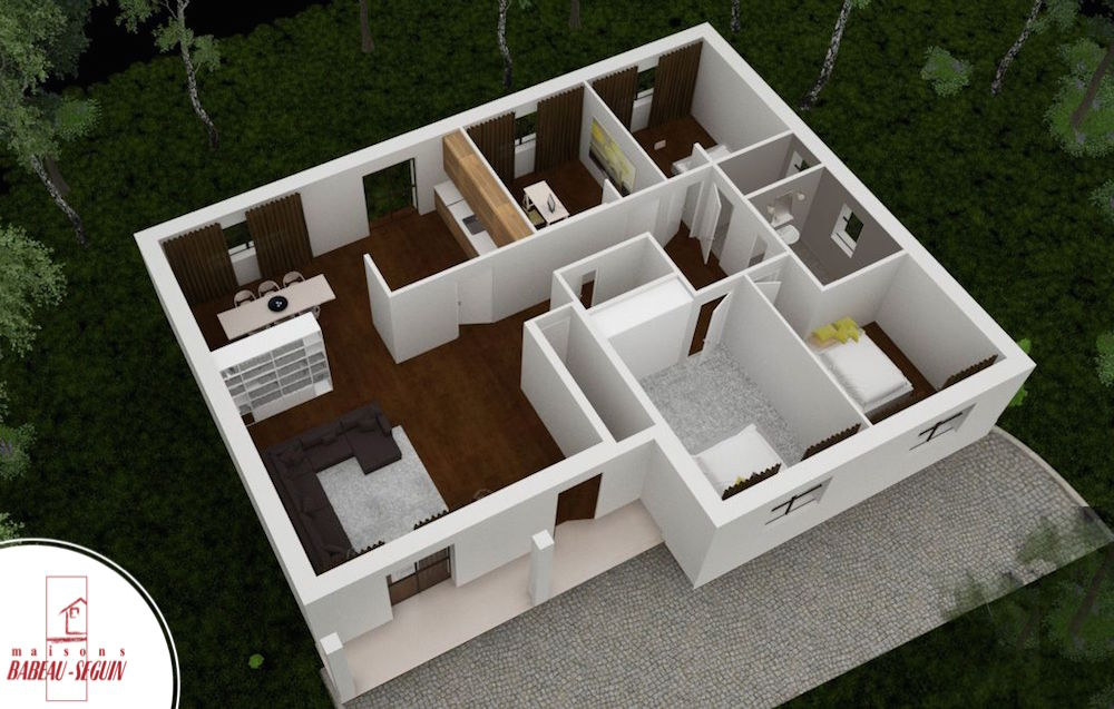 Ctlv Vidéo Maison 3D Plans 3D Youtube