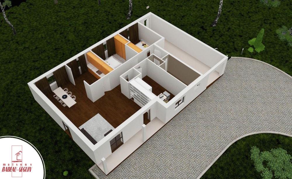 meniliere108.5plan maison 3D interieur