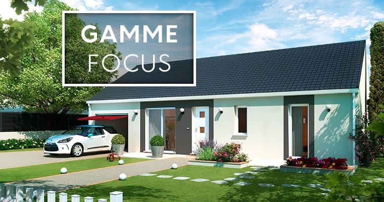 Nouvelle gamme focus maison pas cher for Construire une maison de 85m2