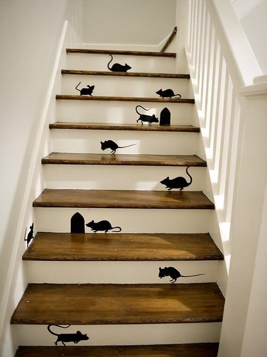 Décorez votre maison pour halloween