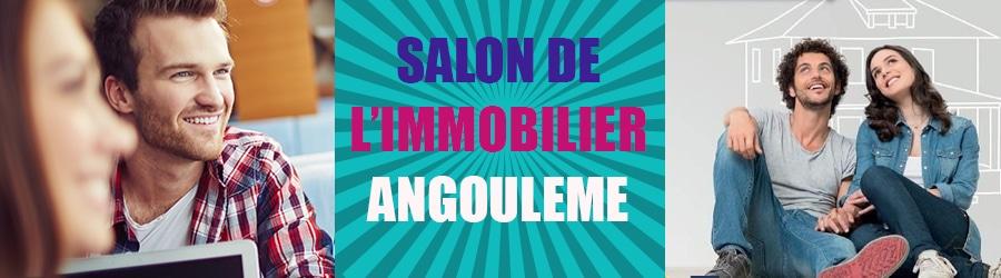 Salon immobilier d angoul me 16 les 27 au 28 f vrier 2016 for Salon immobilier