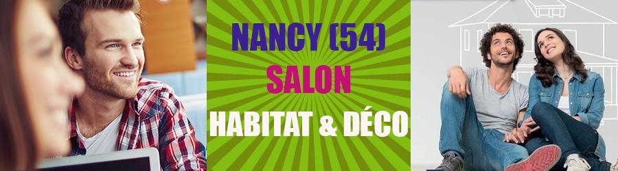 Babeau seguin au salon habitat de nancy 54 du 3 au 7 mars for Salon habitat nancy