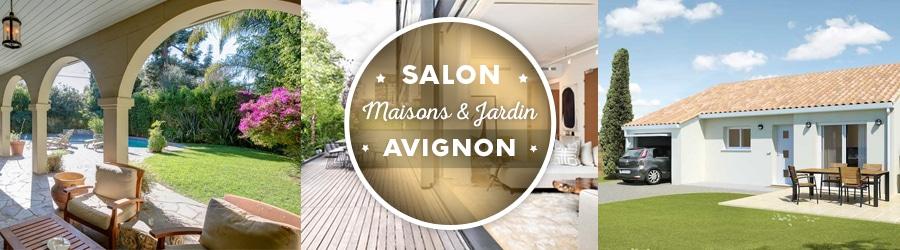 Salon maison jardin d avignon 84 les 11 12 et 13 mars for Salon avignon