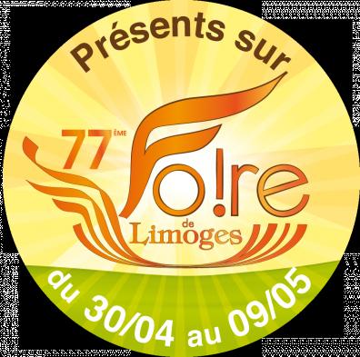 Babeau seguin la foire exposition de limoges du 30 avril for Foire de limoges