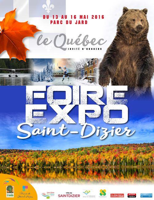 Foire expo de st dizier au parc du jard 52 du 13 au 16 for Foire de saint dizier
