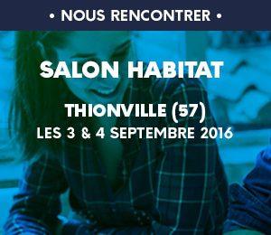 Le blog babeau seguin maisons babeau seguin for Salon de l habitat thionville