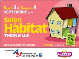 Salon de l habitat thionville 57 les 3 et 4 septembre for Salon de l habitat thionville
