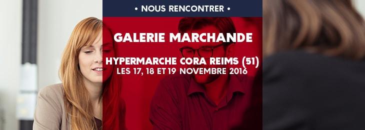 Retrouvez nous a la galerie marchande cora a reims 51 du for Cora 11 novembre