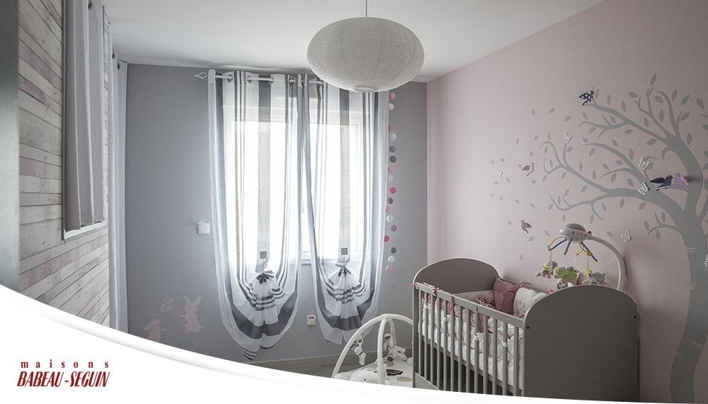 Maison moderne et familiale for Babeau seguin reims
