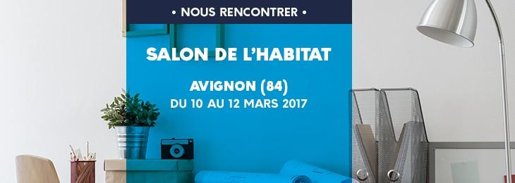 Venez nous rencontrer au salon immobilier d 39 avignon for Salon piscine avignon 2017