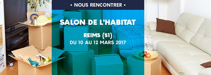 Beautiful salon habitat reims with salon reims for Salon reims