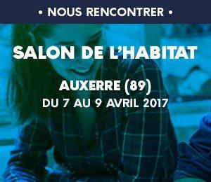 Le blog babeau seguin maisons babeau seguin for Salon habitat auxerre