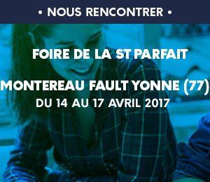 Le blog babeau seguin maisons babeau seguin for Foire poitiers 2017