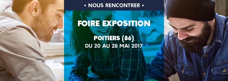 Maisons babeau seguin constructeur de maisons individuelles for Foire poitiers 2017
