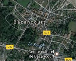 Terrain de 435 m bazancourt 51 for Babeau seguin reims