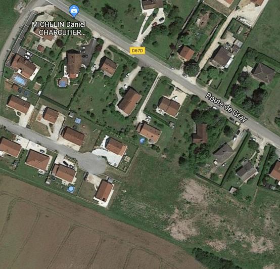 Terrain de 600 m mourmelon le petit 51 for Babeau seguin reims