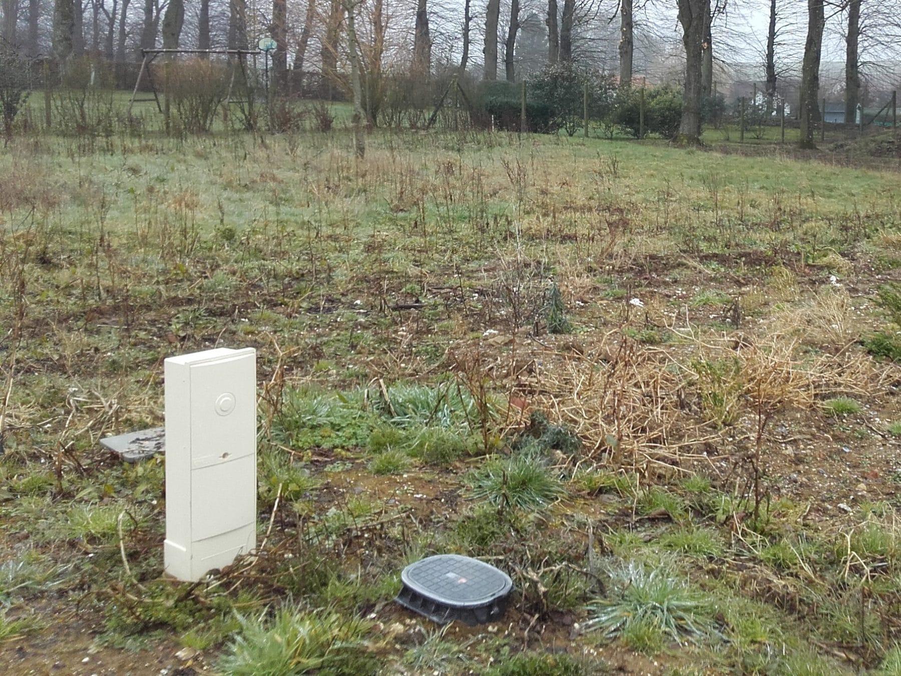 Terrain de 912 m mourmelon le grand 51 for Babeau seguin reims