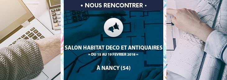 Maisons babeau seguin constructeur de maisons individuelles for Salon habitat nancy