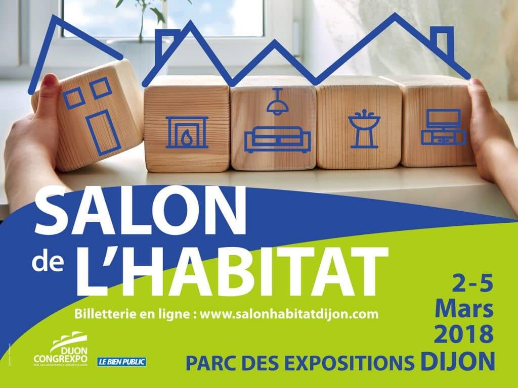 Salon de l 39 habitat de dijon du 2 au 5 mars 2018 for Habitat 21 dijon